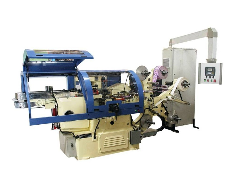 Soap Wrapping Machines-1