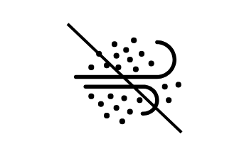Anti-Dust-Filter