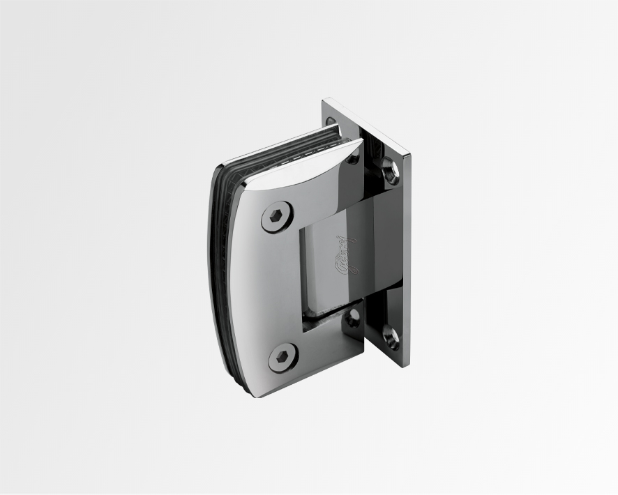 Kurve-wall-to-glass-hinge