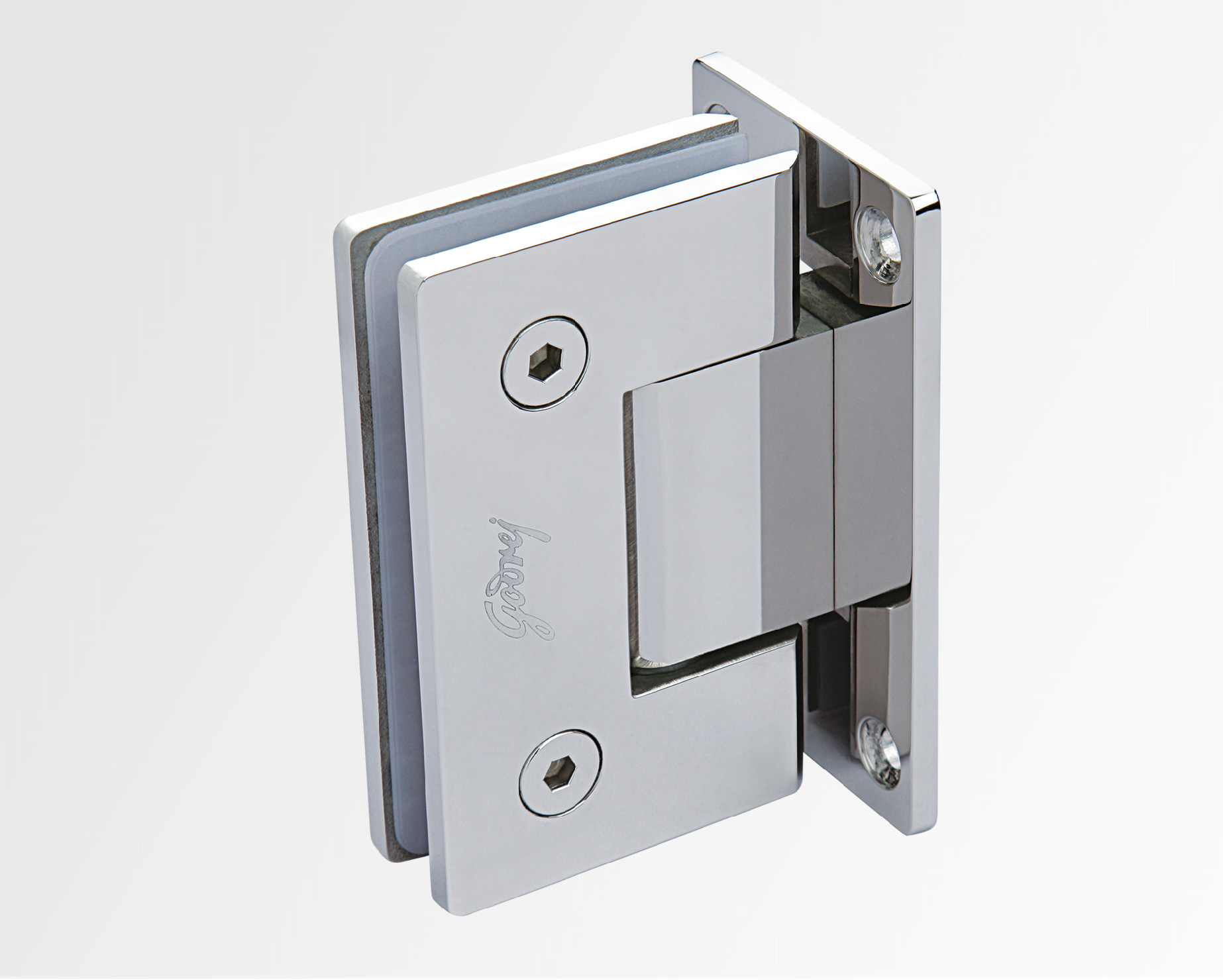 Shower Cubicle Hinge -90-Wall to Glass