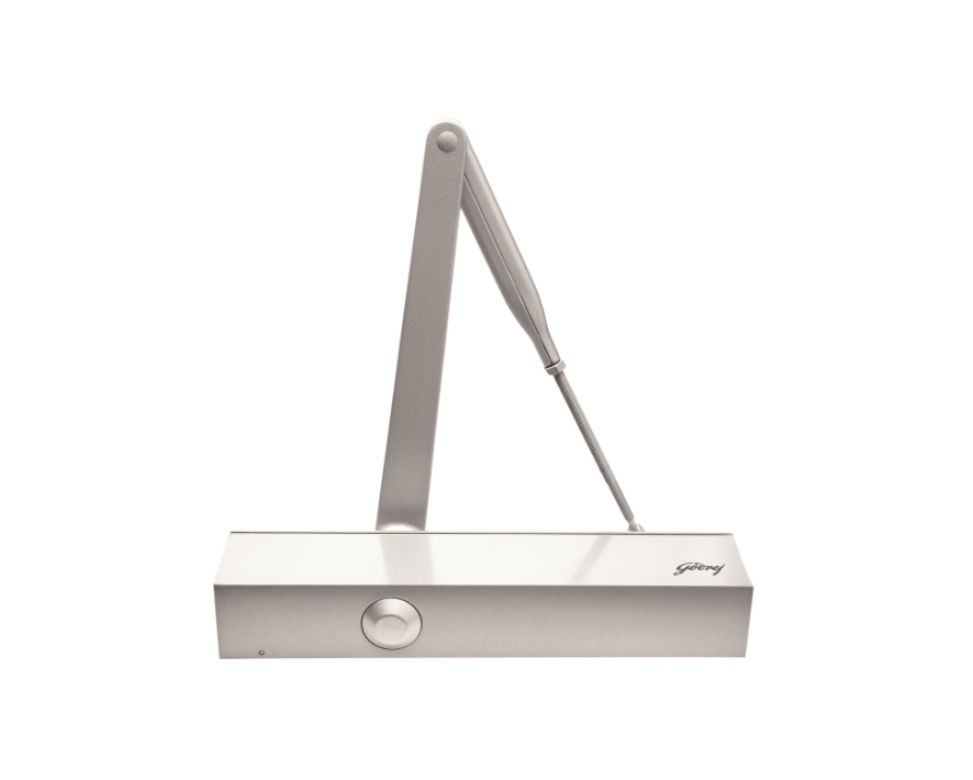 T83J door closer - CE certified (40 - 120Kg)