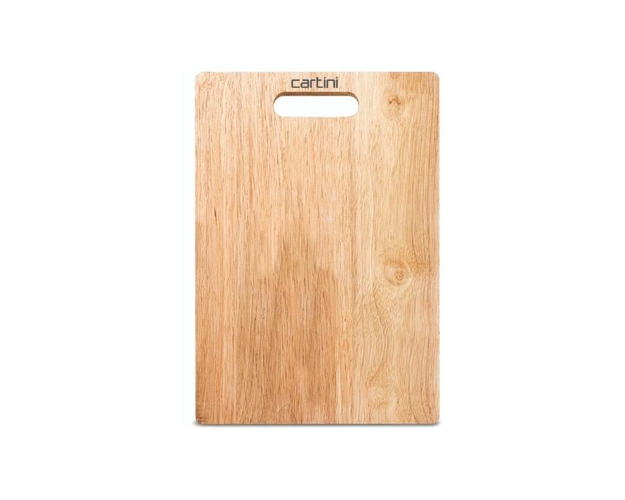 Rubber Wood Chopping Board Large