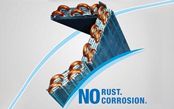 Anti-Corrosive Coating On Condenser & Evaporator