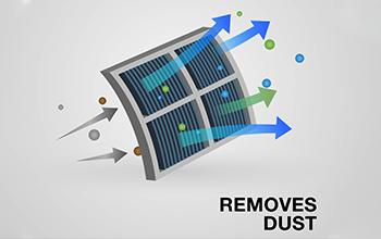 Anti-Dust Filter