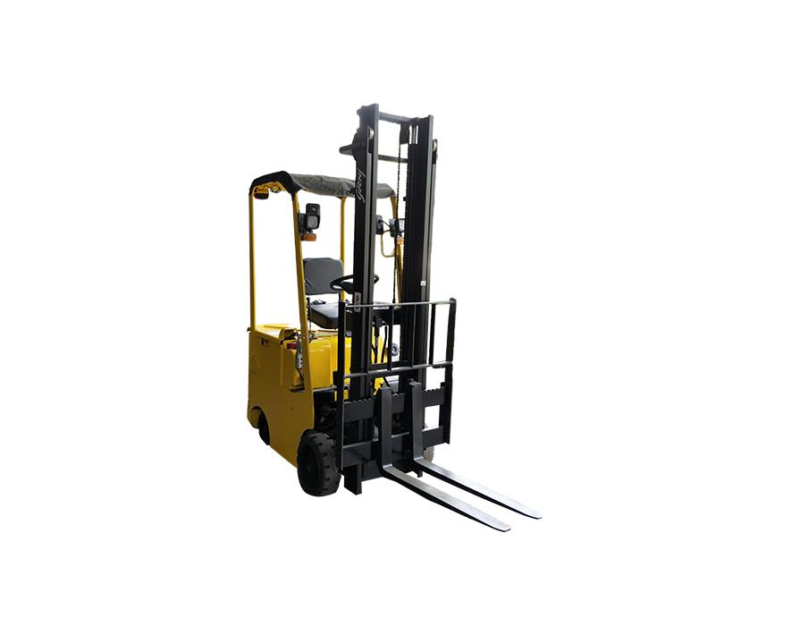 1 tonne - 4 wheel Godrej Electric Forklift
