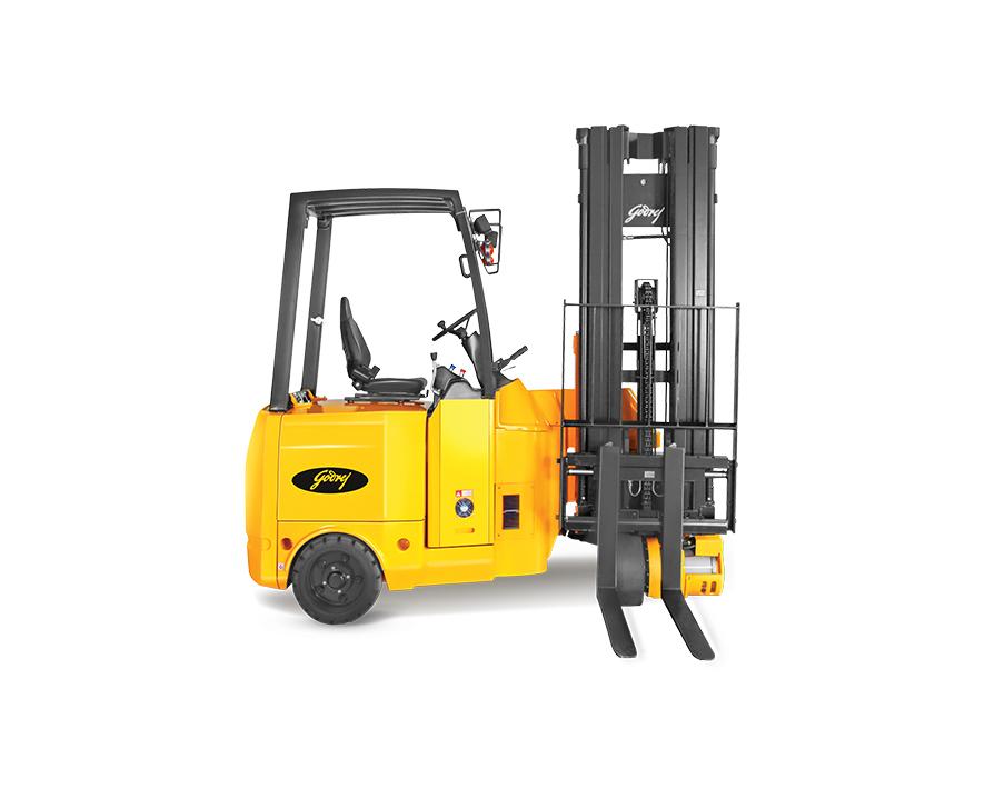Godrej Articulated Forklift 1.4 / 1.8 / 2.0 tonne