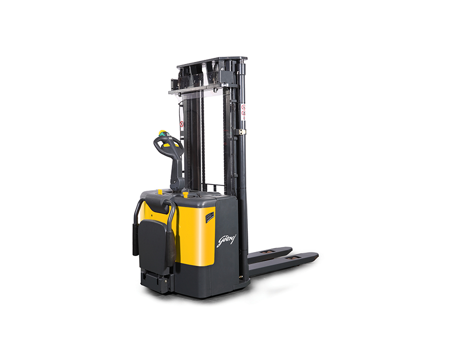 1-2-tonne-Godrej-Electric-Stacker-with-Reach