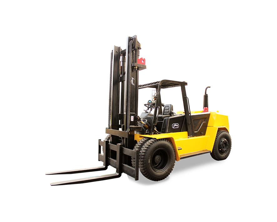 Godrej Heavy Diesel Forklift 5.0 / 6.0 / 8.0 / 10.0 tonne