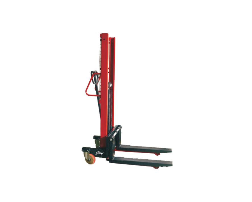 1-tonne-Godrej-Manual-Stacker