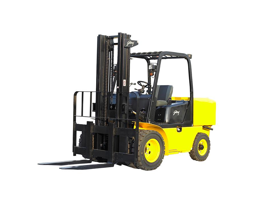 Godrej Medium Diesel Forklift 4.0 / 5.0 / 6.0 tonne