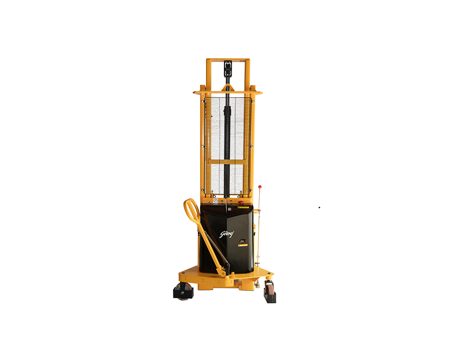 1-tonne-Godrej-Semi-Electric-Stacker