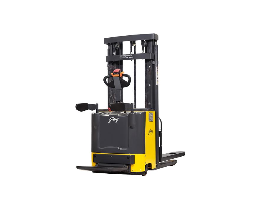 Godrej UNO Electric Stacker 1.5 tonne