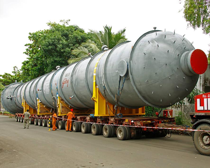 HDS-Reactors