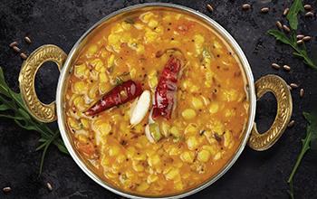 Healthy Indian Tadka