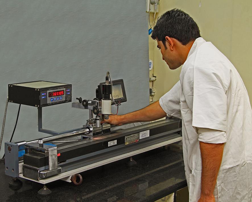 Mechanical Calibration