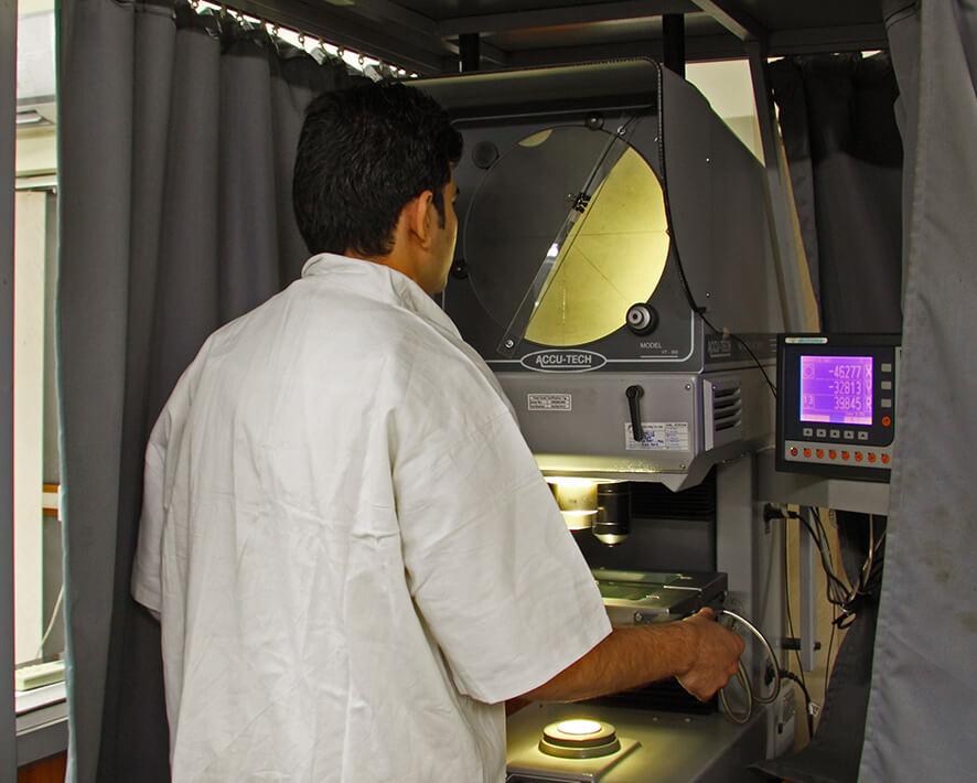 Mechanical Calibration 1