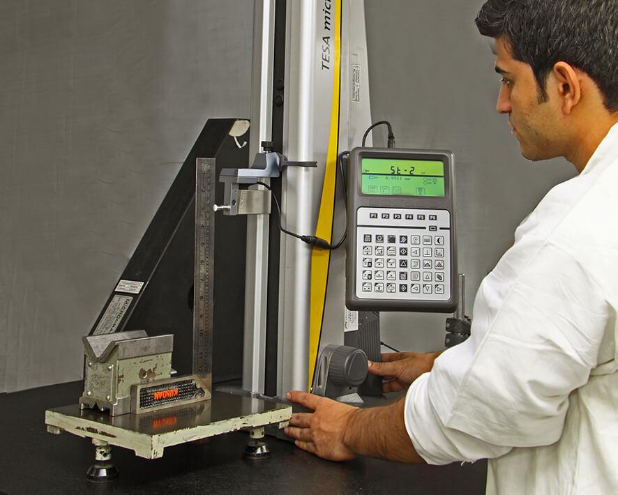 Mechanical Calibration 2