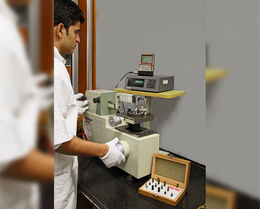 Mechanical Calibration 4
