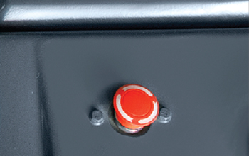 Accessible Emergency Stop Button