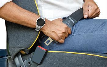 Seat Belt Interlock System*