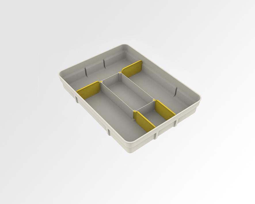 Universal Cutlery Organiser 1