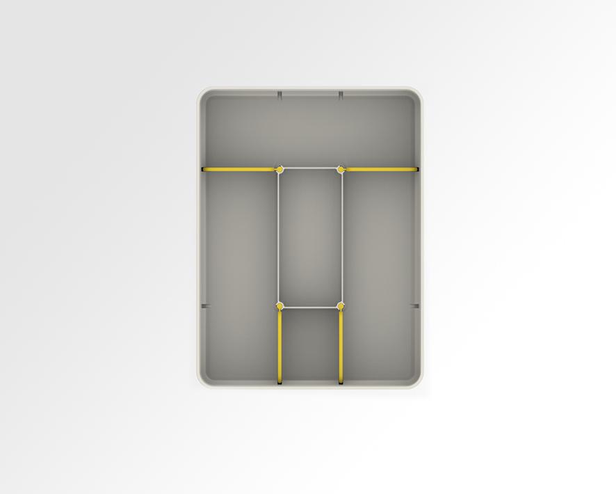 SKIDO cutlery organizer 4