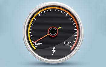 Low starting voltage
