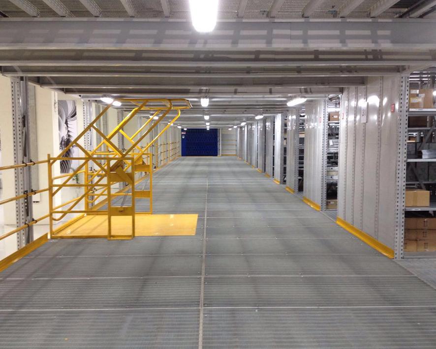 Warehouse Consolidation 1