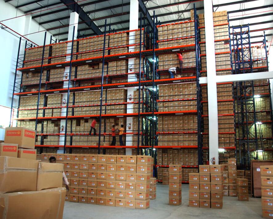 Warehouse Consolidation 2