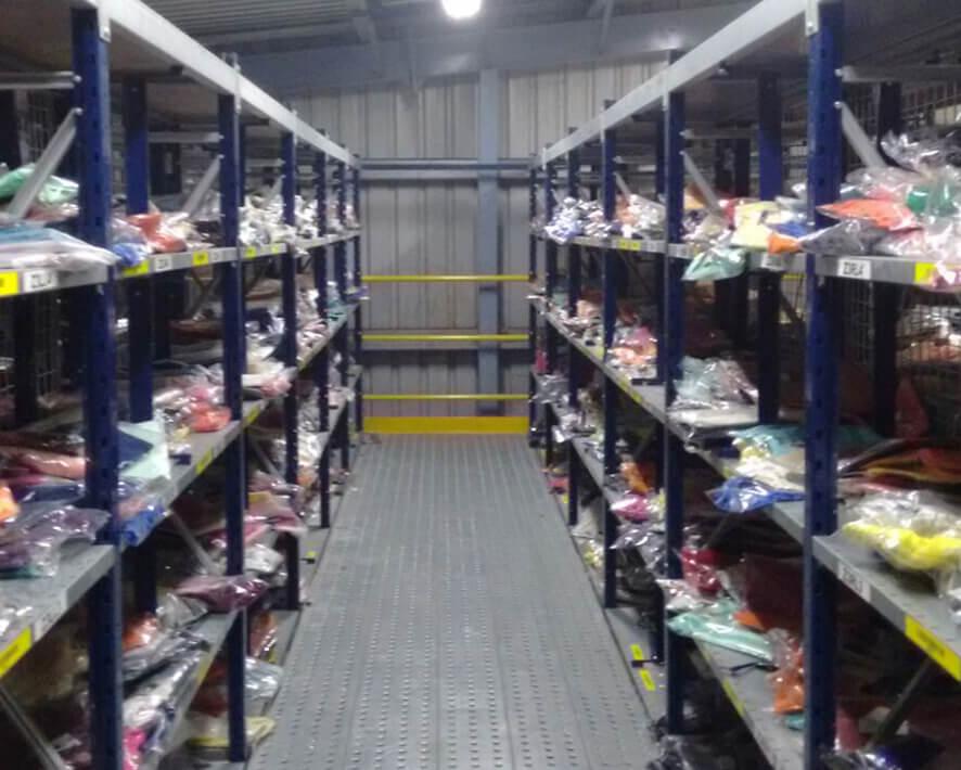 Warehouse Consolidation 4