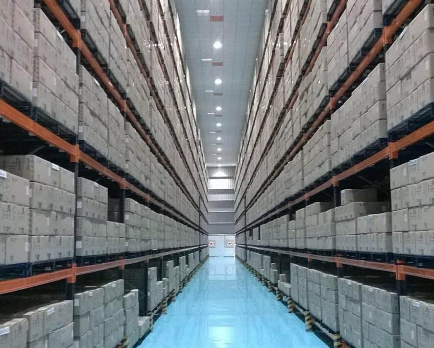 Warehouse Consolidation 5