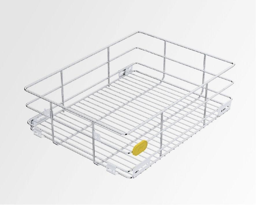 SKIDO Plain Wire Basket SS+