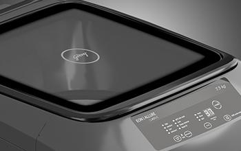 Scratch-proof Toughened glass lid