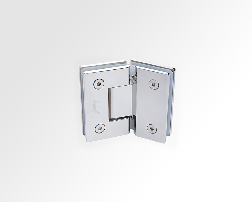 Shower Cubicle Hinge - 135 - Glass to Glass