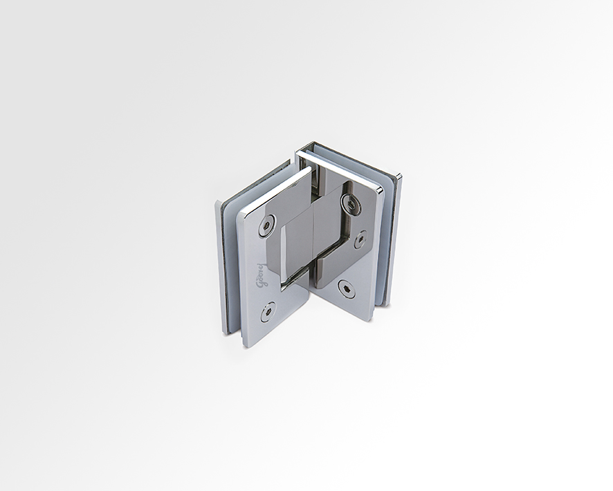 Shower Cubicle Hinge -90 - Glass to Glass